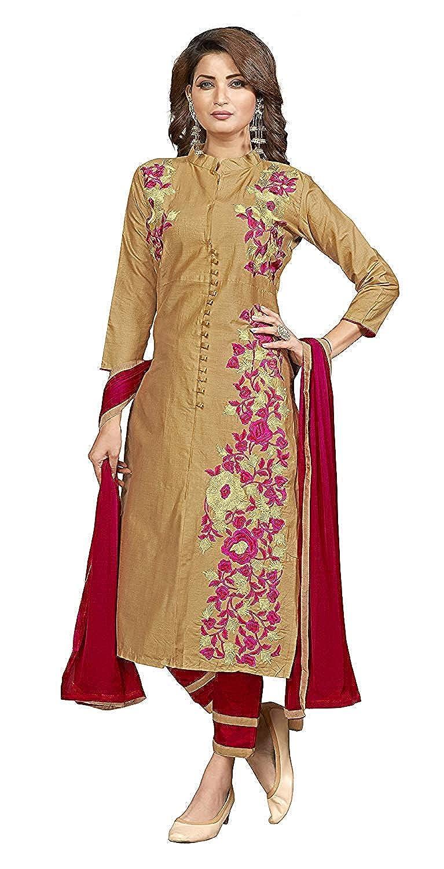 Omkar Fab salwar suits for women