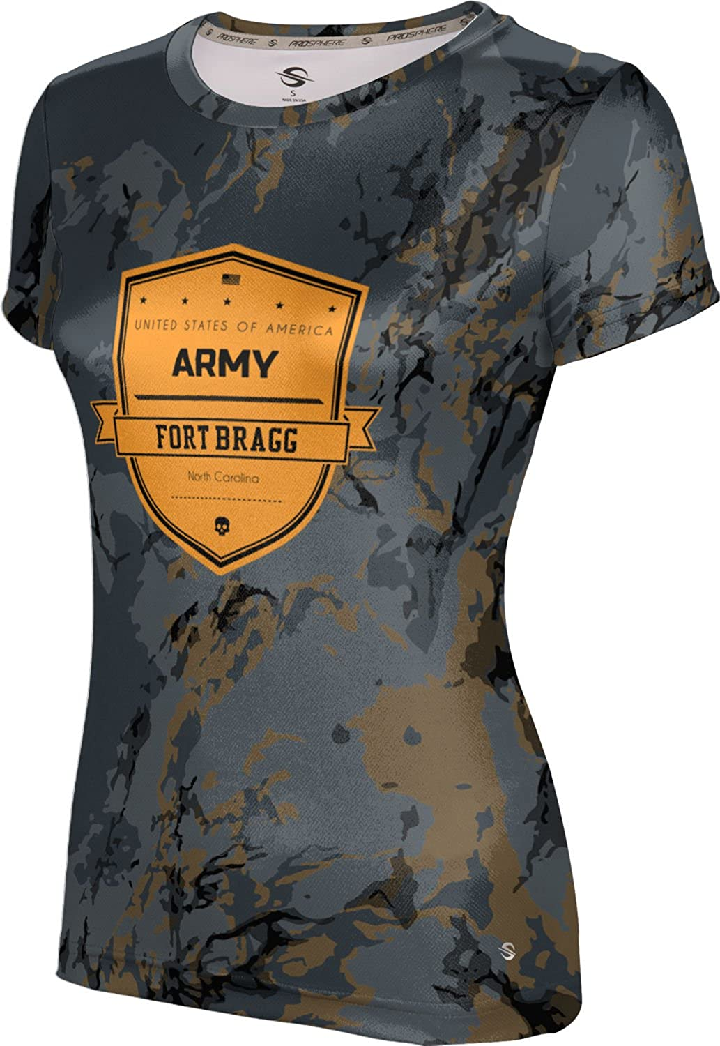 ProSphere Women's Fort Bragg Military Marble Tech Tee