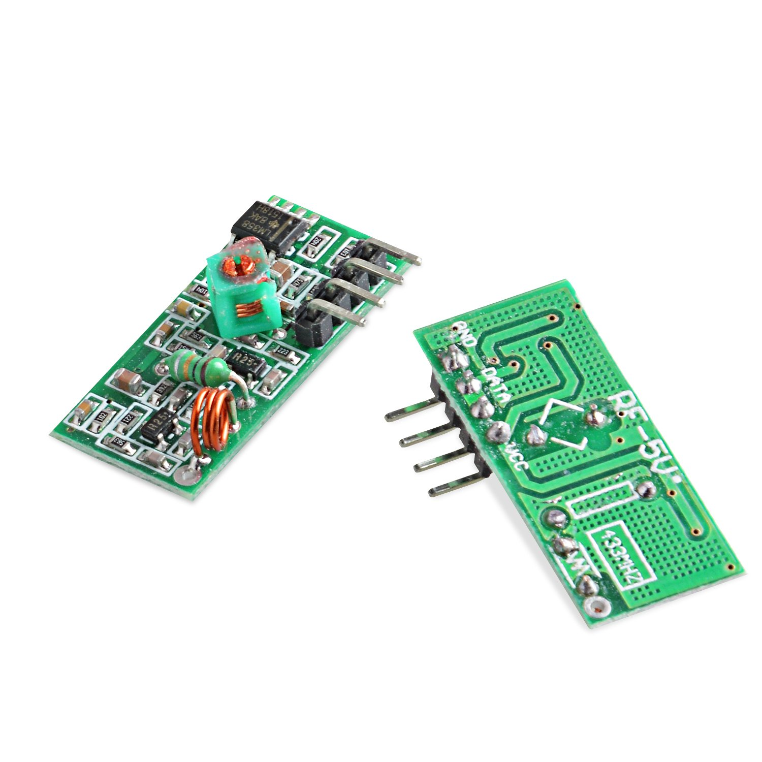 Aukru 3x 433mhz Rf Wireless Transmitter And Receiver Module Kit For 4 Channel Circuit Cy046 Buy Arduino Raspberry Pi Computers Accessories