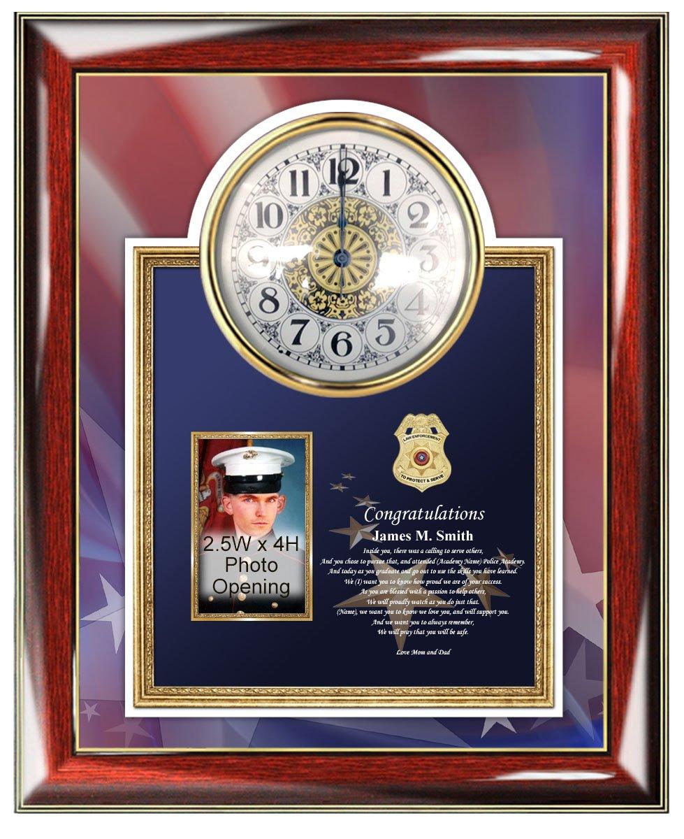 Amazon.de: Police Academy Schule Sheriff Motiv Graduation \