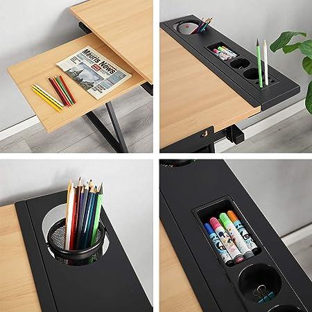 tavolo da disegno inclinabile da tavolo SogesPower tavolo per lavori artistici