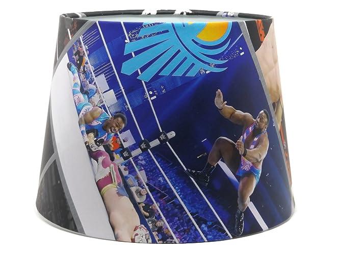 WWE Wrestling Lampshade Or Ceiling Light Shade 10u0026quot; Lamp Shade Boys  Childrenu0027s Kids John Cena
