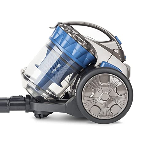 H. Koenig stc68 aspirador Multi Ciclónico sin bolsa Compact + especial pelo de animales-