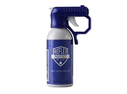 Amazon.com: Reflex Protect - Spray de defensa personal para ...