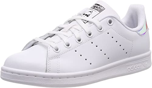 adidas AQ6272 Stan Smith J, Basket Mixte Enfant