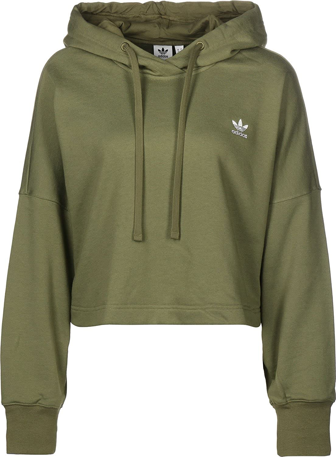 new products good out x 100% top quality adidas SC Cropped W Hoodie