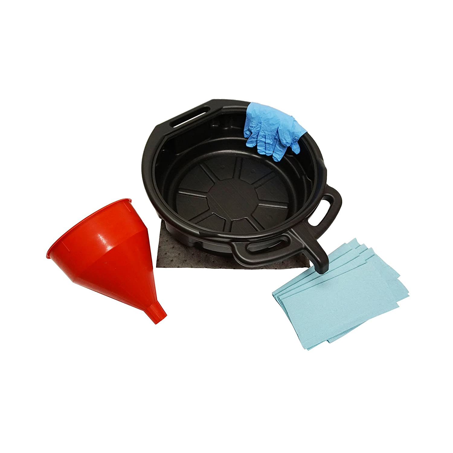 WirthCo 32925 Funnel King Deluxe Oil Change Kit
