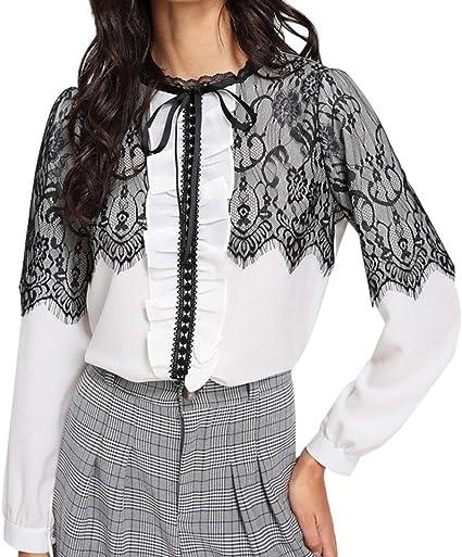 Mujer Blusa | Mujer Ropa | Mujer Sexy Vestidos Casual Camisetas | Vestidos De Fiesta Mujer | Tops Mujer Verano | Ropa De Mujer | Camisas Largas Mujer | (S): Amazon.es: Electrónica