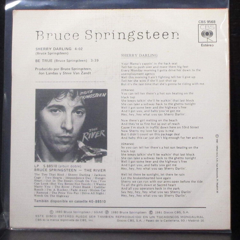 Bruce Springsteen - Bruce Springsteen - Sherry Darling / Be ...