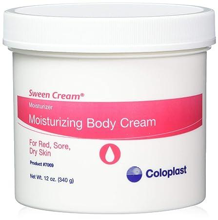 Coloplast 7069 Moisturising Body Sween Cream 12 oz Jar, Case of 12
