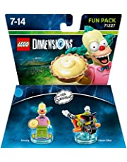 Warner Bros Interactive Spain (VG) Lego Dimensions - Figura The Simpsons, Krusty