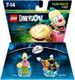 LEGO Dimensions Fun Pack Simpsons Krusty