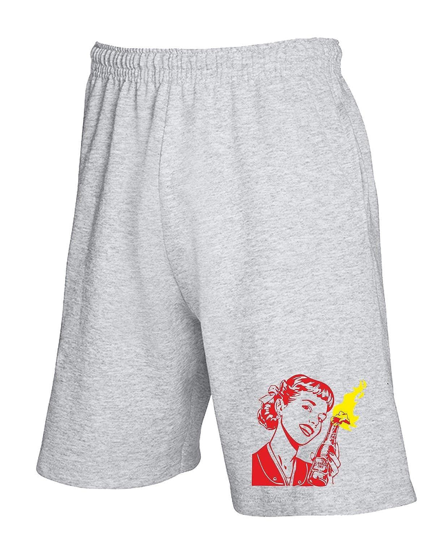 Speed Shirt WC0192 Arsenal - Pantalón Corto de chándal para Hombre ...