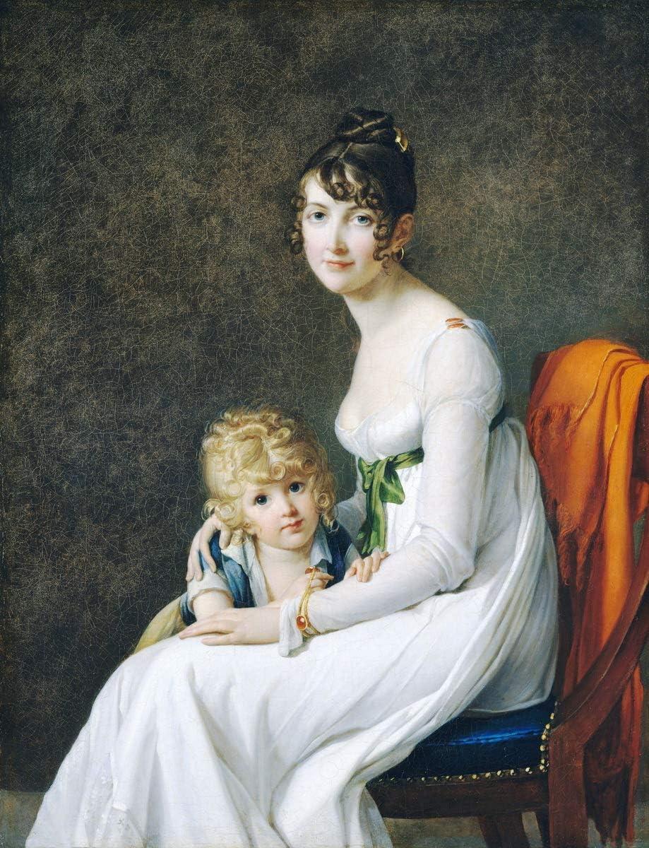 Marie Guillemine Benoist Giclee Papel de Arte impresión Obras de ...