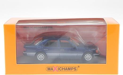 Modellauto 940037004 Maxichamps 1:43 Mercedes W124 230E 1991 grau met