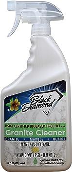 Black Diamond Stoneworks Biobased Granite Cleaner