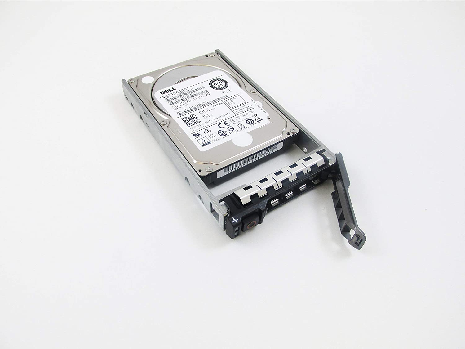 Dell 600GB 10K RPM SAS 2.5inch HDD - Mfg # 05R6CX (Comes with Drive and Tray) (Renewed)