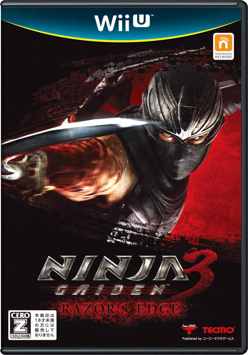 Amazon.com: NINJA GAIDEN 3: Razors Edge: Video Games