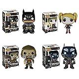 Batman: Arkham Knight Batman, Arkham Knight, Harley