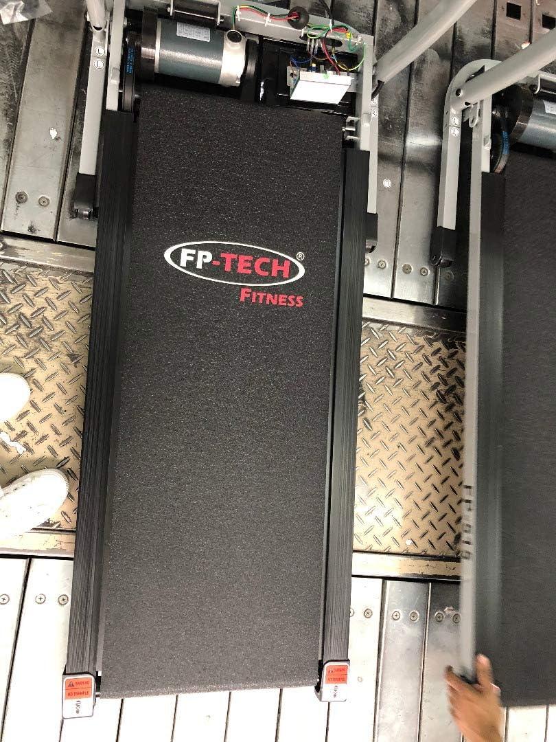 FP-TECH Alfombra giratoria eléctrica 1 HP 1000 W Top de Gama con ...