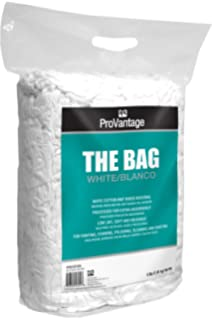 ProVantage Bag of Color Rags 4 lb Great Value and Performance for a Variety of Uses