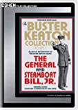 The Buster Keaton Collection: Volume 1 (The General /  Steamboat Bill, Jr.)
