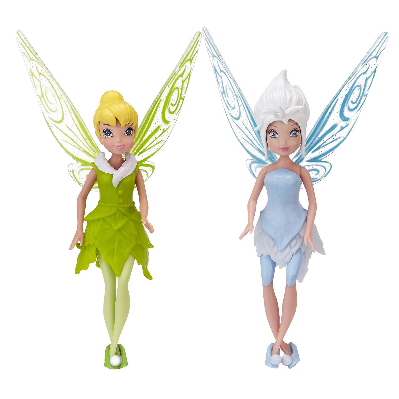 amazon com disney fairies tink and periwinkle u0027s light up surprise