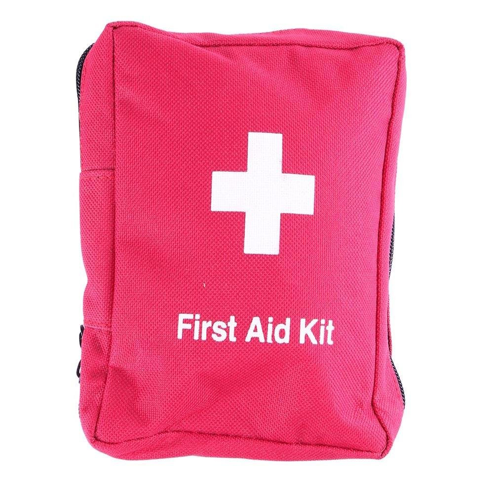 Outdoor First Aid Package, Portable Folding Waterproof Emergency Medical Kit for Home Camping Travel TTnight