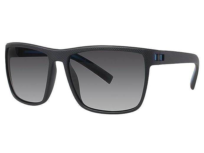 607b92a6364 Morel OGA Functional Sunglasses 7604 Black Blue Polarized 7604o-nb010