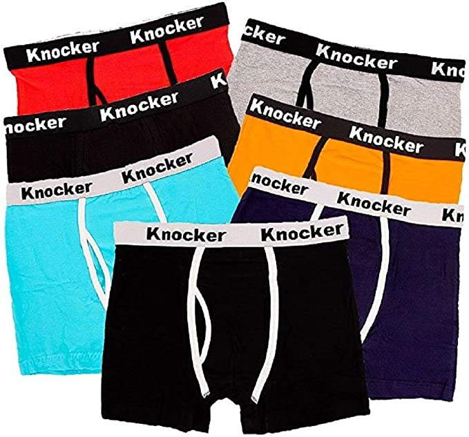 6pcs Lot Men/'s Briefs Cotton Mid Rise Comfort Band Elastic Underwear Size S-XL