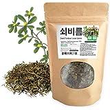 [Medicinal Korean Herb] Purslane ( Portulaca oleracea / Machixian / 쇠비름 ) Dried Loose Leaves 2oz ( 56g )