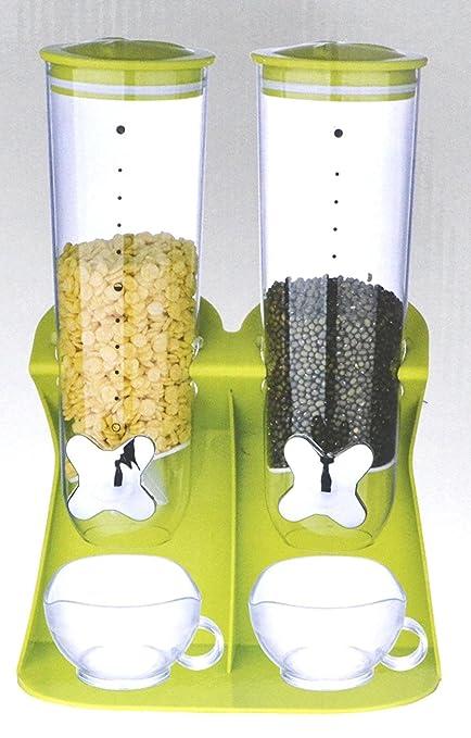 Caja seca del dispensador de cereal de la comida seca máquina de envase de la harina