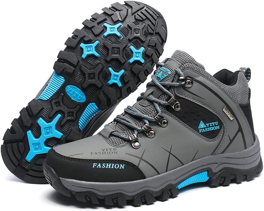 coloing Women Outdoor High-Top Waterproof Trekking Hiking Boots