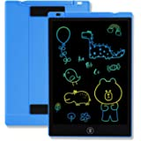 TEKFUN Girls Gifts Toys for 2-6 Year Old Girls, LCD Writing Tablet Toddler Doodle Board, 11inch Colorful Drawing Tablet…