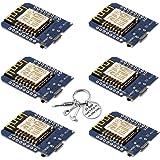 D1 Mini NodeMcu Lua 4M Bytes WiFi Internet Development Board WLAN Module Base on ESP8266 ESP-12F Compatible for Ar-duino WeMo