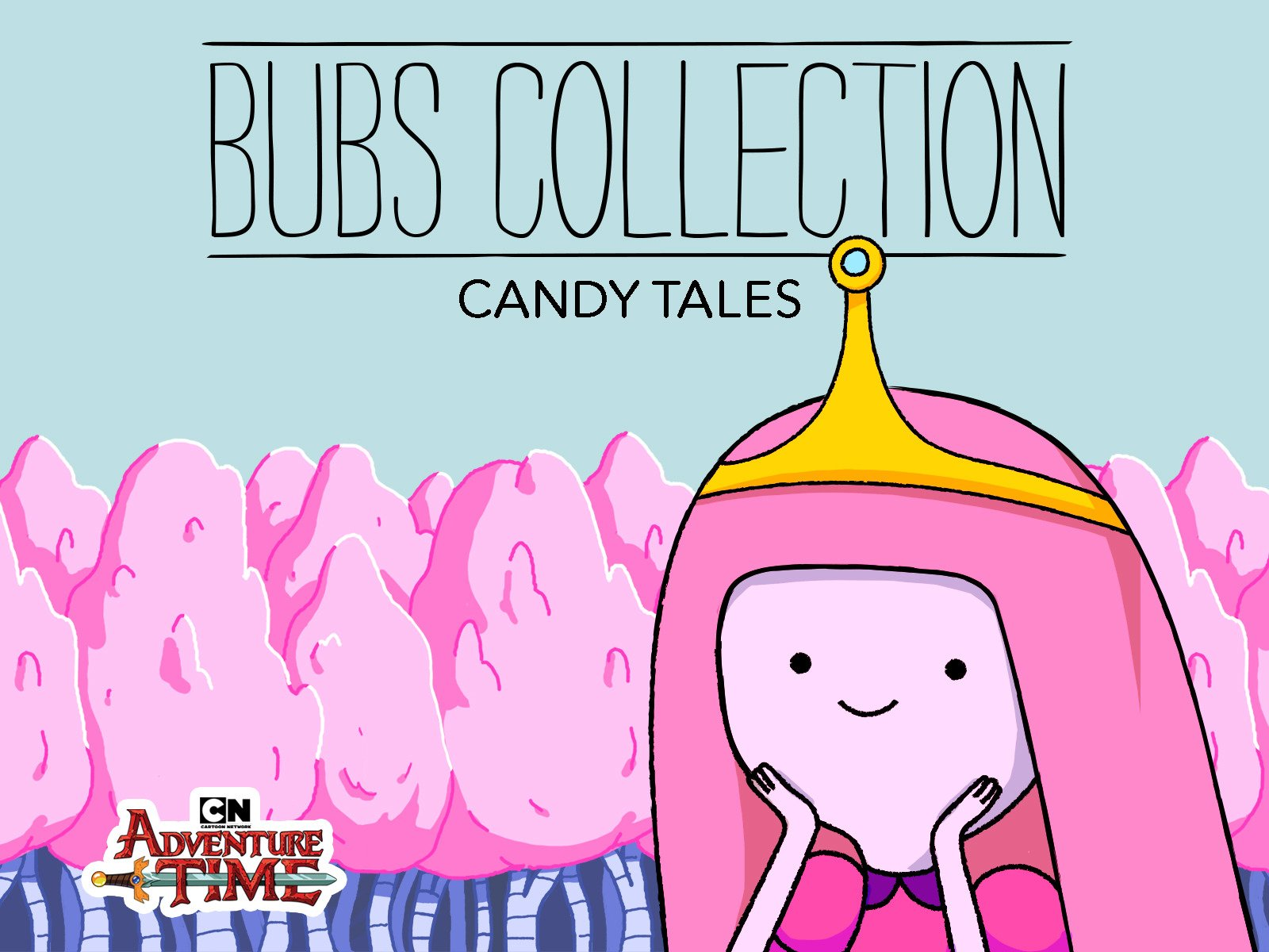 Amazon Com Watch Adventure Time Princess Bubblegum Collection