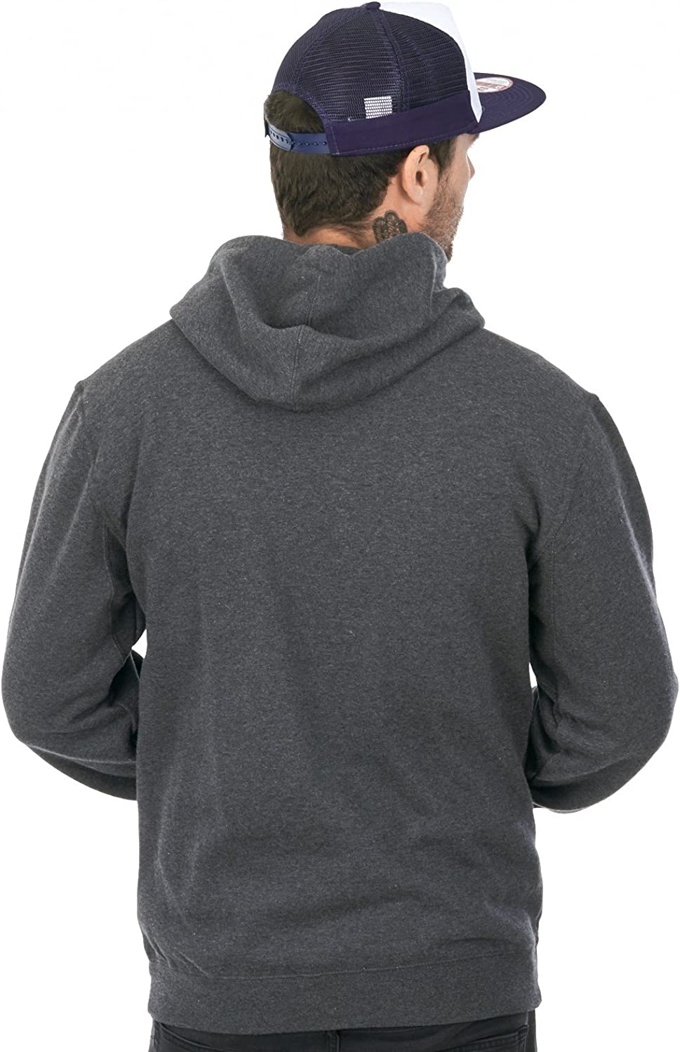 Troy Lee Designs Mens Signature Pullover Hoodie-Small