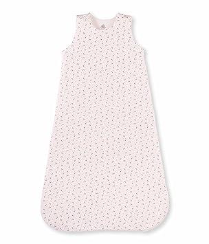 Petit Bateau - Saco de dormir Color Rosa Flores rosa rosa claro: Amazon.es: Bebé