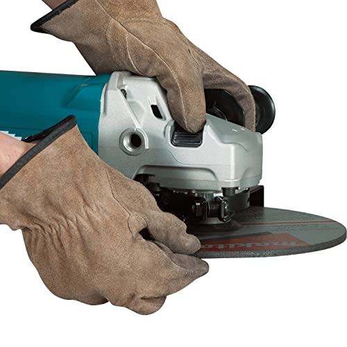 Makita GA9060 Angle Grinder, with No Lock-On Switch, 9