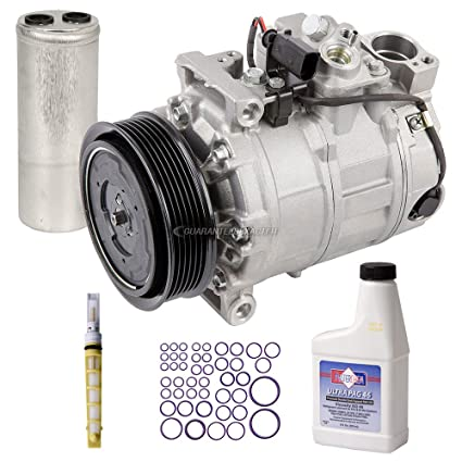 amazon com new ac compressor clutch with complete a c repair kit rh amazon com Audi A4 Owners Manual PDF Audi A4 Owners Manual PDF