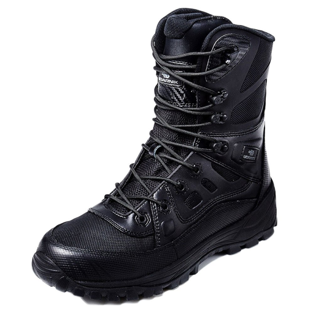 Männer Frauen High-Top Wanderschuhe Lace up Outdoor Im Freien Ambushers Wasserdichte Kampfstiefel Taktische Schuhe
