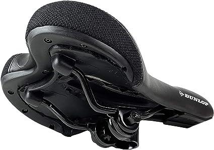 Mojawo Dunlop - Sillín Acolchado para Bicicleta de Carreras ...