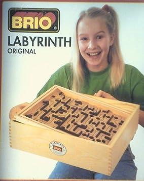 BRIO 35310 - Laberinto de Bola: Amazon.es: Juguetes y juegos