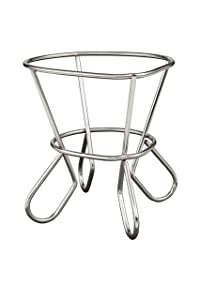 HIC Harold Import Co. 421 HIC Wire Spiral Holder and Roasting Rack, for Ham up to 10-Pounds, 6-Inches Tall