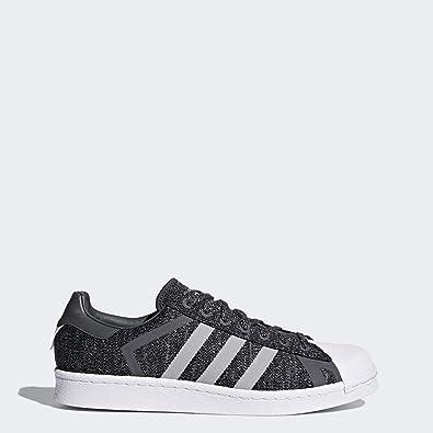 best website 8d921 f4dd5 adidas Superstar WM, Chaussures de Fitness Homme, Noir (NegbásGrpumgFtwbla