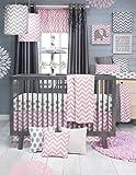 Amazon Com New Arrivals Zig Zag 3 Piece Baby Crib