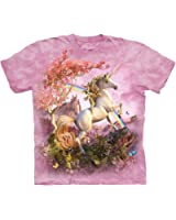 The Mountain Awesome Unicorn Adult T-shirt