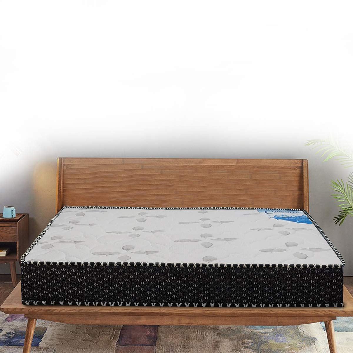 Comforto Pocket Spring Mattress (72 x 48 x 8 Inches)