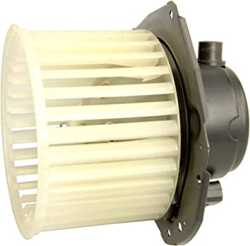 HVAC Blower Motor Front 4 Seasons 75755