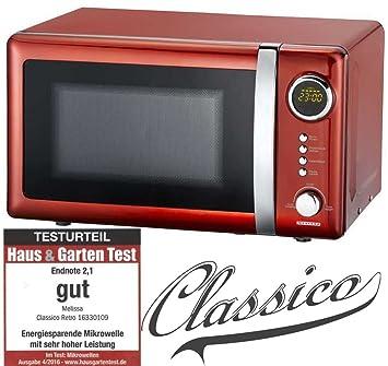 700 W Microondas 20 litros (Plato Giratorio Melissa Classico Retro ...